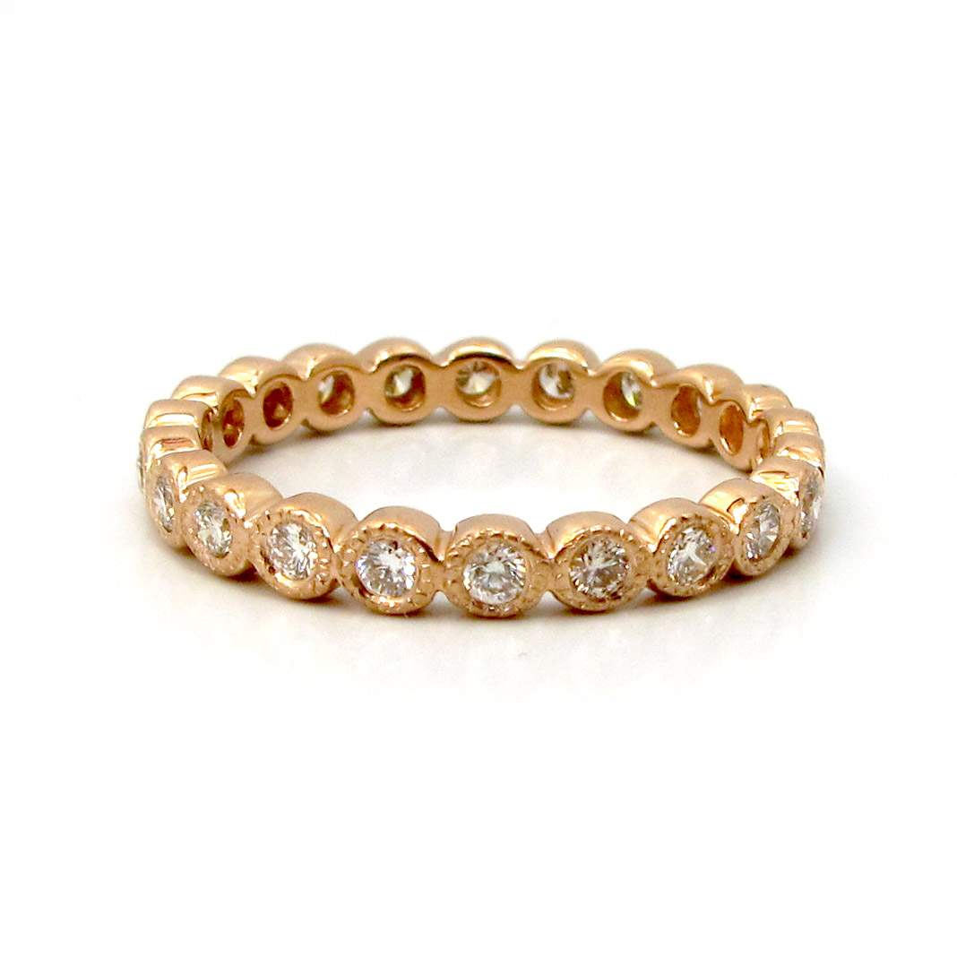 itm rose gold bracelet of bangle mother diamond bangles pearl