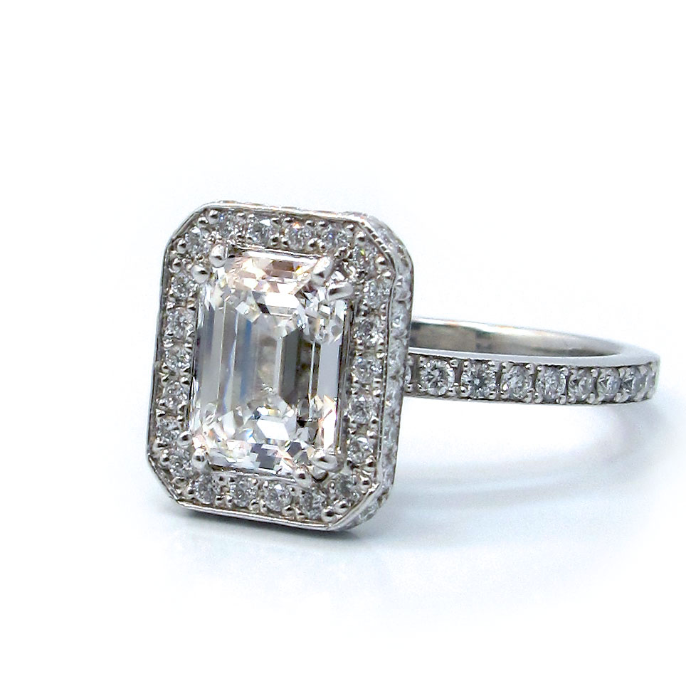 ring brilliant estate ct diamond mg baguette platinum dant jewellery cttw round products