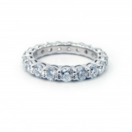 Open Gallery Eternity Band